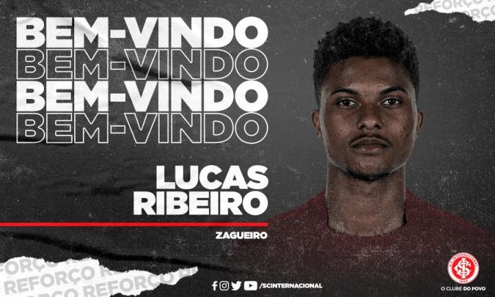 官方:巴西国际租借霍芬海姆中场卢卡斯-里贝罗