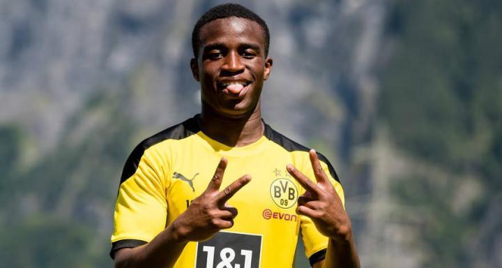 穆科科梅开二度,多特U19友谊赛3-0大胜汉诺威96
