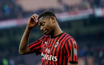 下轮联赛,莱奥可能会进入米兰竞赛大名单