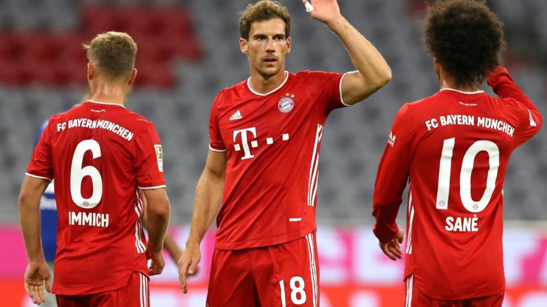 大约700万德国球迷电视机前观看拜仁击败沙尔克