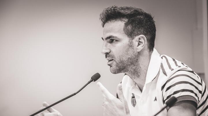 法布雷加斯:我会尽我所能与摩纳哥重返欧冠