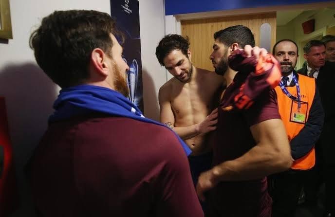 法布雷加斯:把性命献给巴萨罗那的足球运动员
