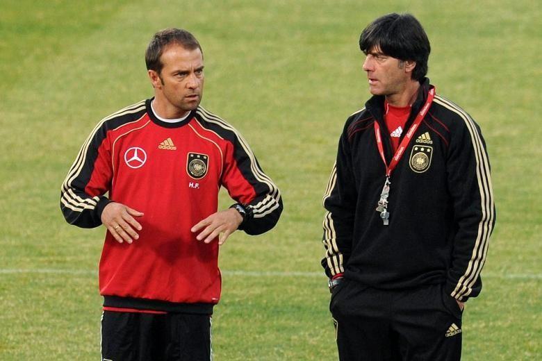 弗里克顶替勒夫成为德国国家队主教练是很合理的