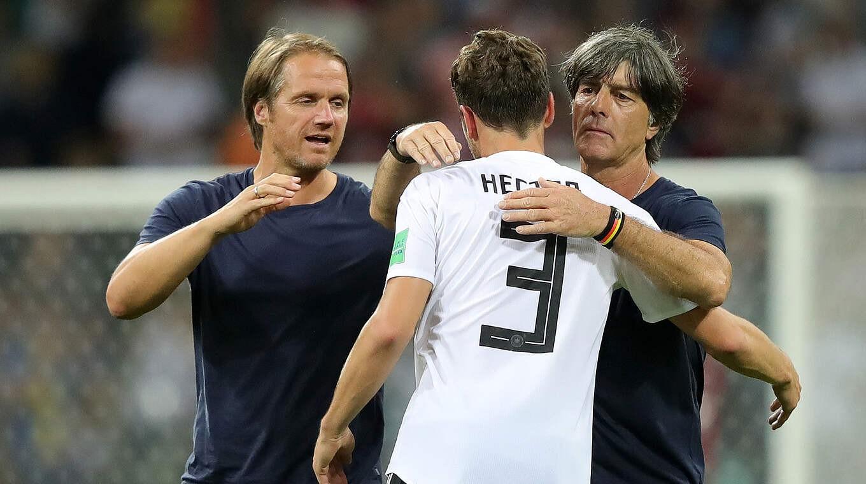 勒夫:感谢赫克托为德国队的奉献,他是忠实的榜样