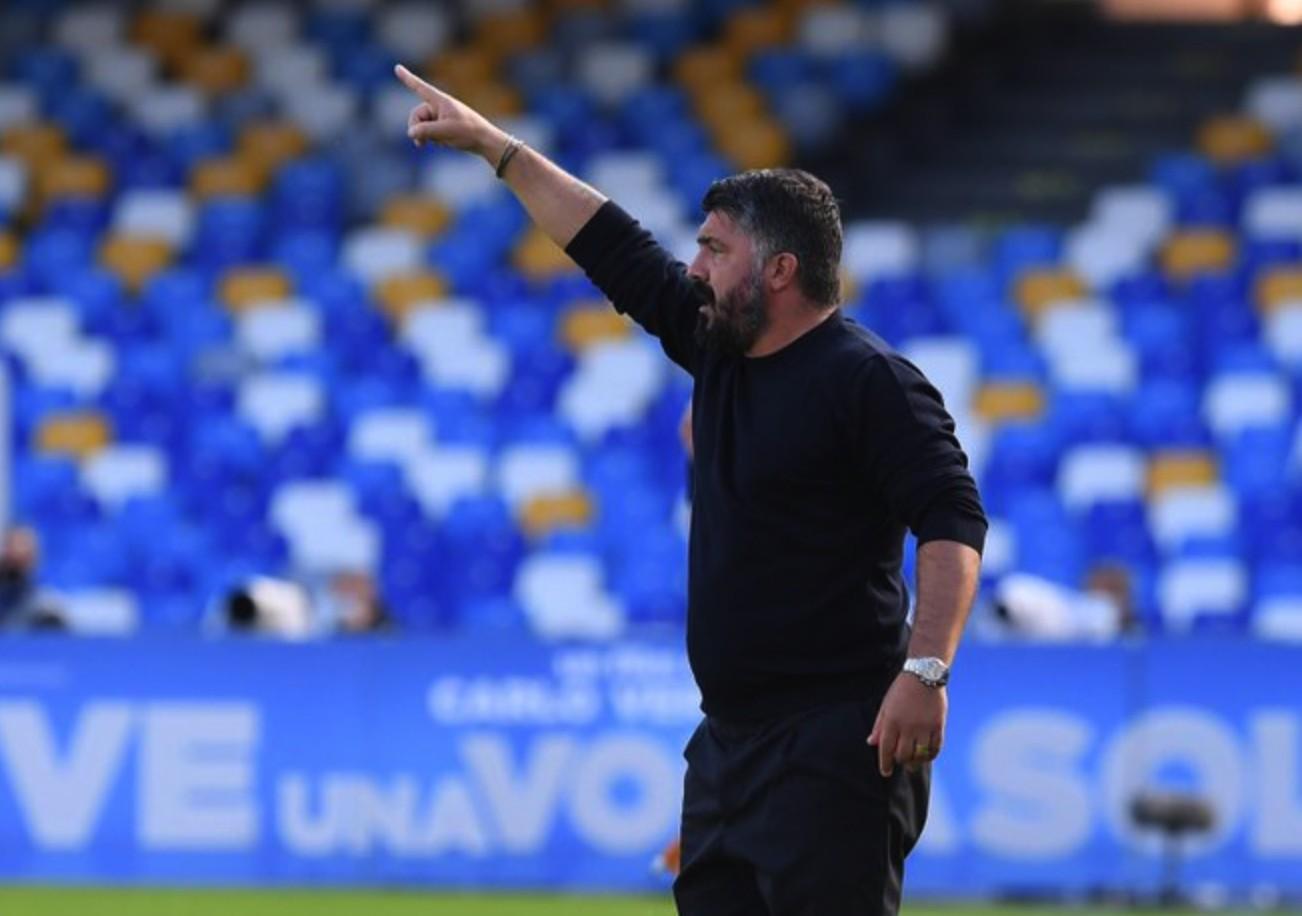 加图索:我们想踢尤文,那场竞赛踢不了我比谁都更来气