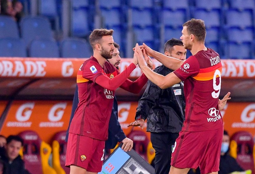 马约拉尔:迎来罗马首秀很高兴,在欧联杯中要尽力做得更好