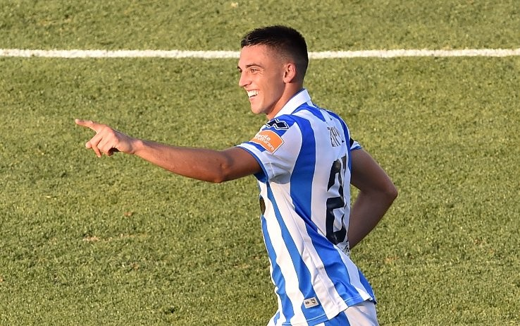 尤文图斯曾在今夏求购扎帕,球员挑选加盟卡利亚里
