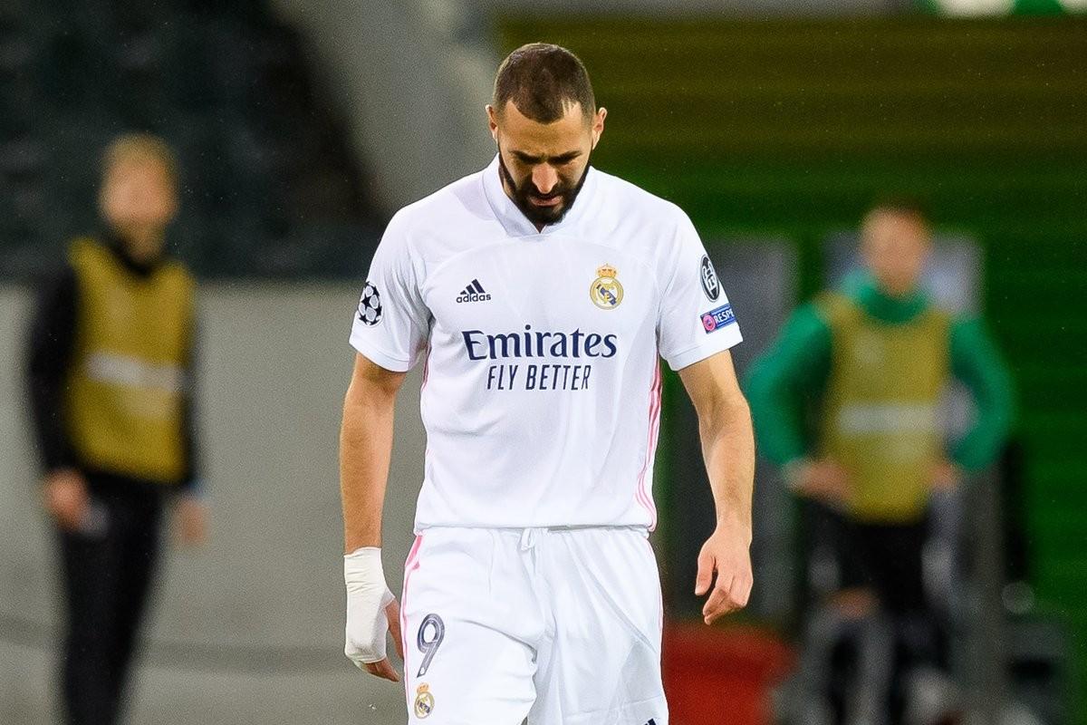 劳尔C罗梅西之后前史第四人,本泽马欧冠攻破30支球队的球门