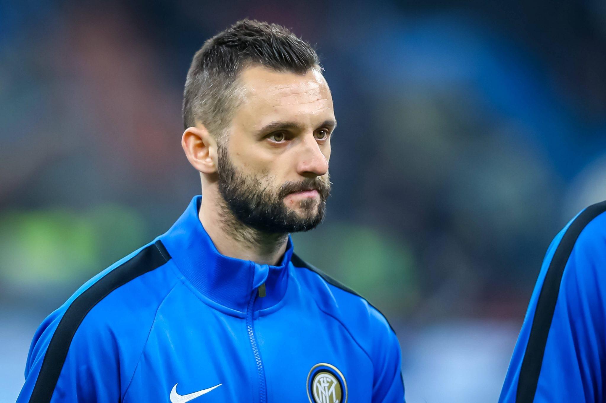 布罗佐维奇与国际米兰的合同将在下赛季完毕后到期