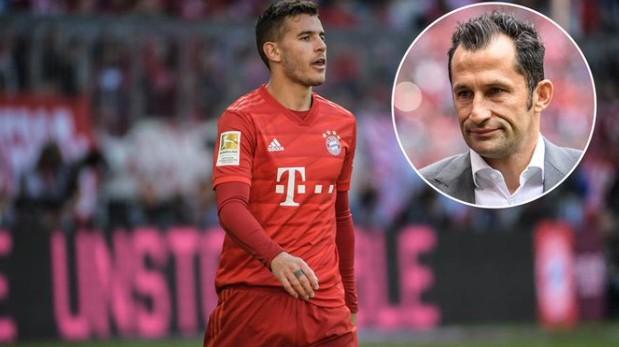 萨利表明卢卡斯斗志很强、意志力强壮,对拜仁慕尼黑非常重要