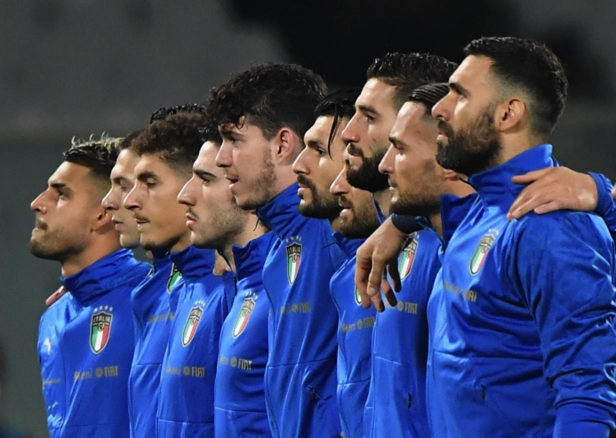 自94年以来,意大利初度在不丢球的情况下获得友谊赛三连胜