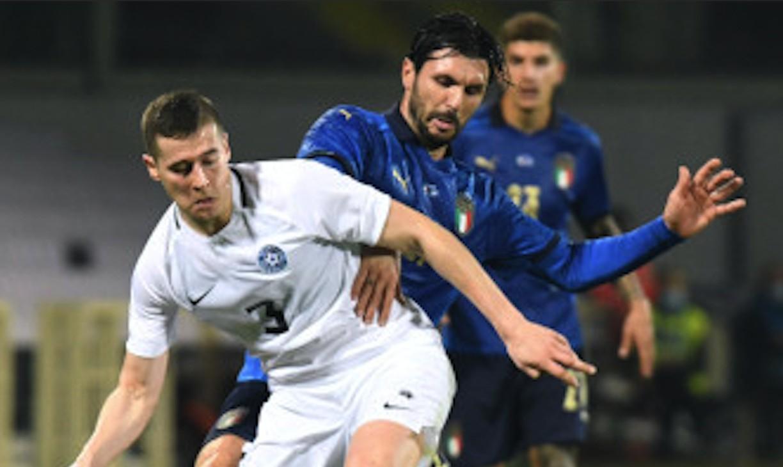 索里亚诺:时隔5年再次代表意大利出场感触许多