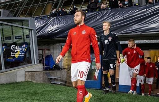 埃里克森:赢球的感觉就是棒,恭喜今晚迎来丹麦队首秀的球员