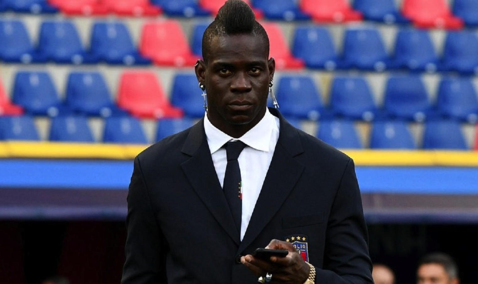 目前他正在跟随一支意大利第四级别联赛的球队进行练习
