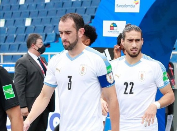 戈丁谈乌拉圭取胜:这种团队精神很赞,我们都把球队放在首位