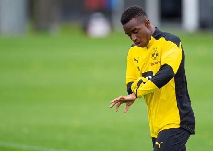 前德国U16教练:穆科科没耍过大牌,只专心于踢球