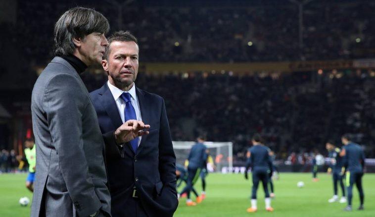 德足协将于12月4日召开会议,决议勒夫的去留