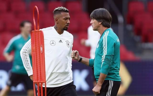 博阿滕:很快乐勒夫持续执教德国队,他的过去为他赢得了信赖