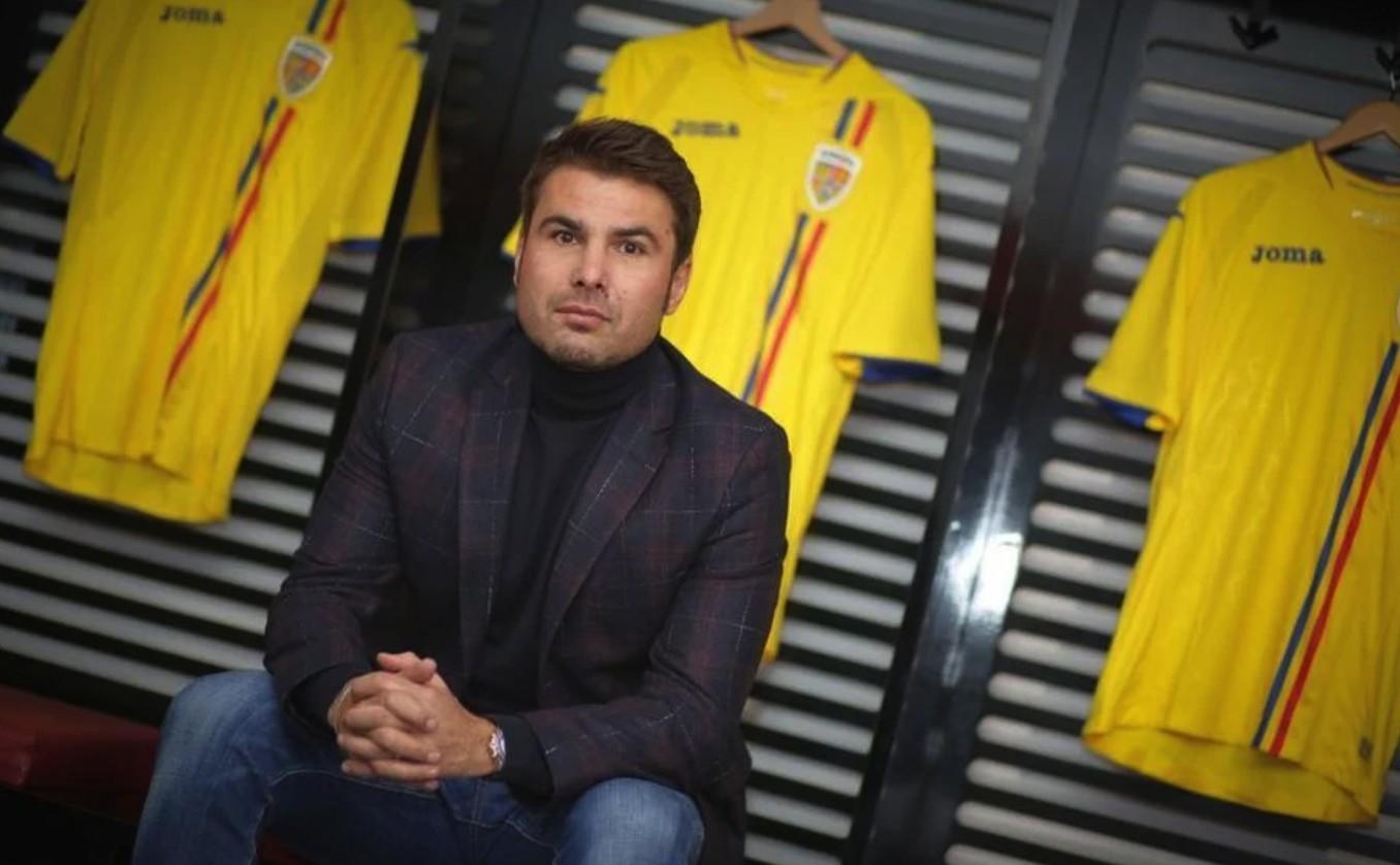 现年41岁的穆图现在是罗马尼亚U21国青队的主教练