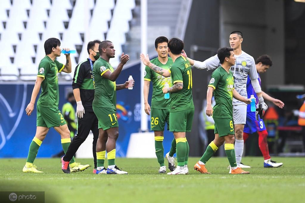 中超球队唯国安晋级,韩国球队占两席