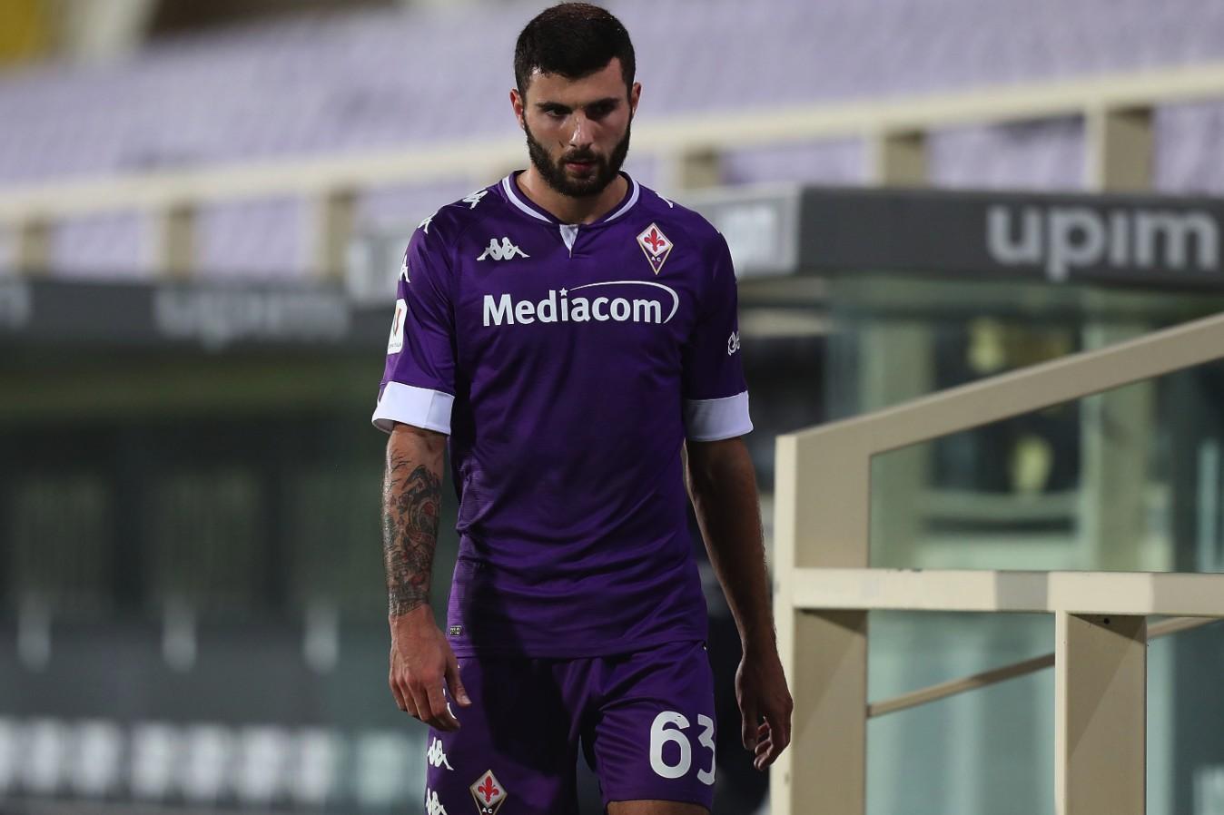 桑普想先租后买签库特罗内,拉齐奥也对球员有意