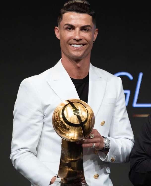 C罗:很侥幸入选举世足球奖年度最佳&21世纪最佳的终究候选
