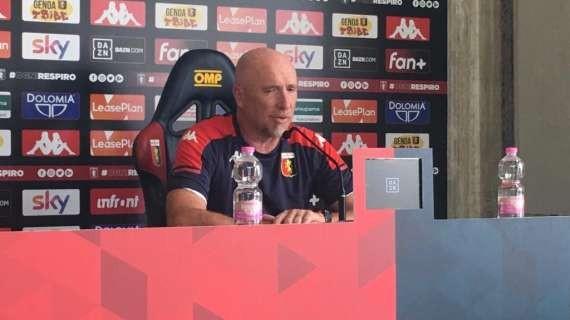 热那亚主帅:米兰这赛季的成功得益于皮奥利的作业