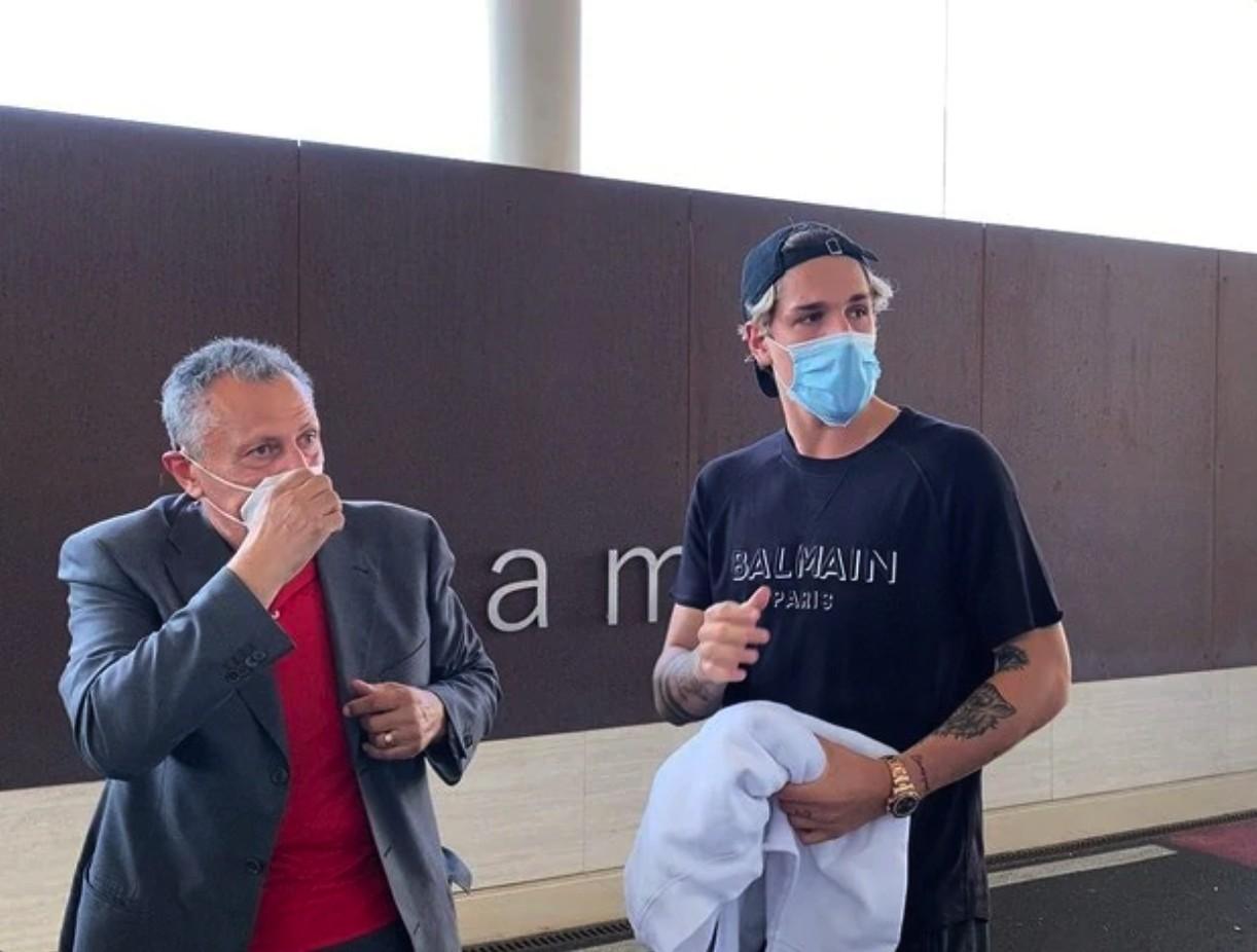 接受检查,扎尼奥洛:我的恢复情况一切顺利
