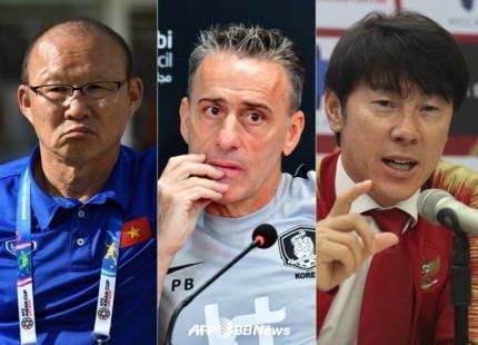 红军球迷?最佳球员票选,申台龙选择莱万、萨拉赫和范戴克 