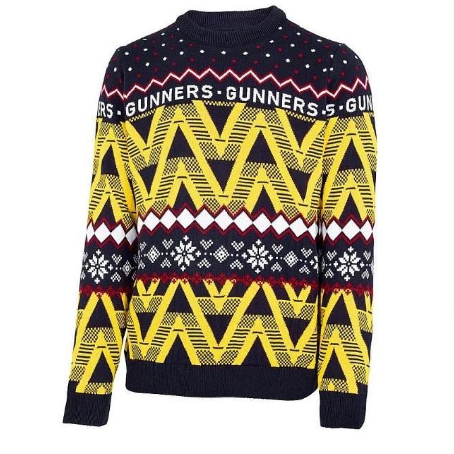 哪款最可爱?各大豪门发布圣诞节版本毛衣