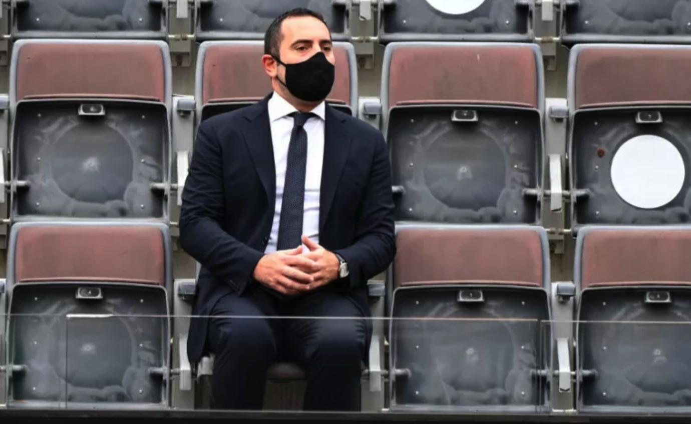 意大利体育部长:从头敞开球场不是燃眉之急