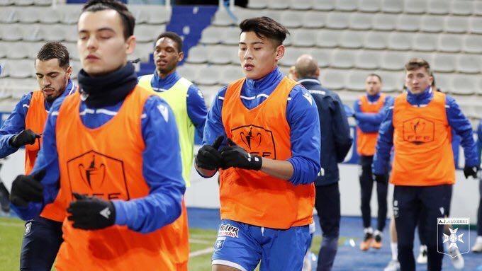 法国杯:欧塞尔1-0胜特鲁瓦,季骁宣候补登场完结赛季首秀