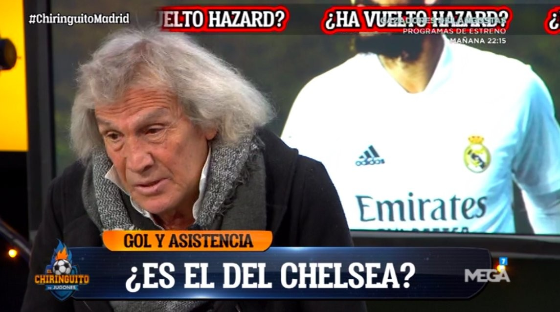 阿根廷名宿:假如阿扎尔能脱节伤病问题,他会比梅西更超卓